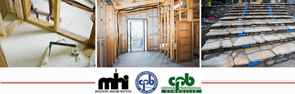 Custom Home Builder Services in Saltillo, MS | Estes Building